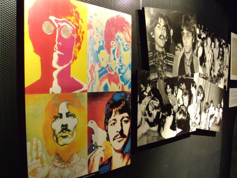 Museu dos Beatles Liverpool Inglaterra