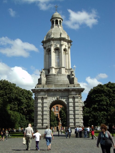 Universidade Trinity College Dublin