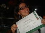 "Meu certificado ""Qualified Irish Whiskey Taster"""
