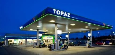 Posto de gasolina e conveniêcnia Topaz: os piores 4 meses de Irlanda!