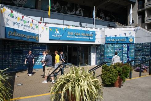 Museu da GAA esportes gaélicos