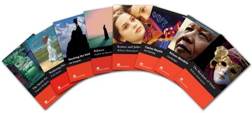 Livros para o seu nível de inglês Macmillan