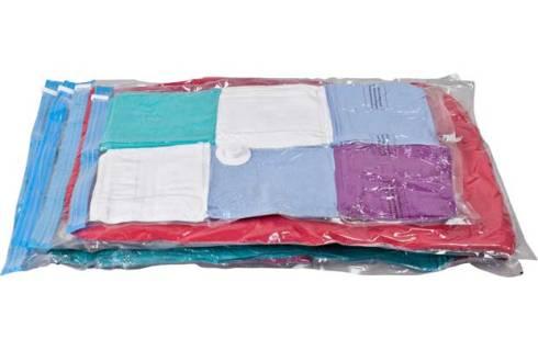 Sacos de compactar são ótimos para diminuir da bagagem, mas lembre-se que o peso não diminui
