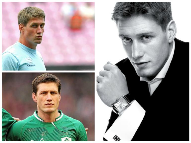 Ronan O'Gara homens mais lindos da Irlanda