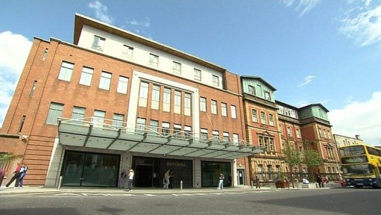 Maternidade Rotunda fica no centro de Dublin
