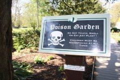 Poison Garden: o jardim das plantas venenosas