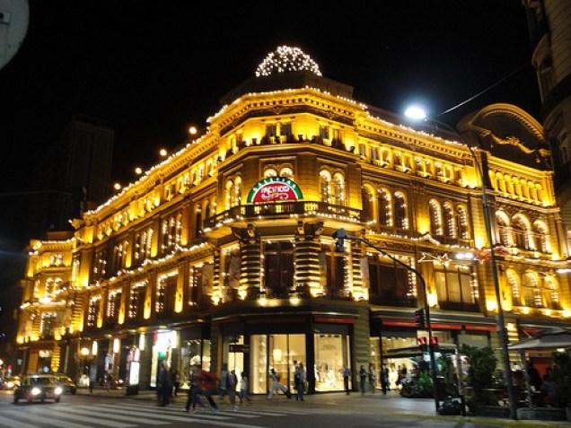Galerias Pacifico Buenos Aires Argentina