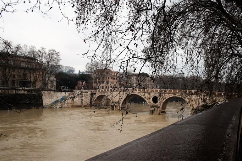 Ponte Roma Itália