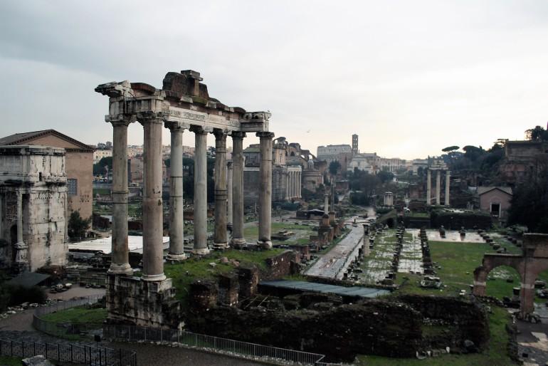 Fórum Romano Roma Itália